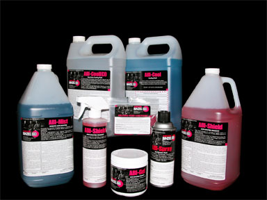ABICOR Binzel Chemicals: Anti-Spatters and Coolants