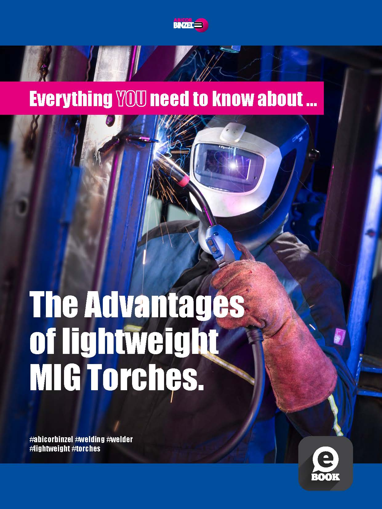 The Advantages of lightweight MIG Torches