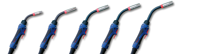 MIG/MAG Welding Torches ABIMIG® A T LW, air cooled