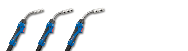 MIG/MAG Welding Torches ABIMIG® W T, liquid cooled