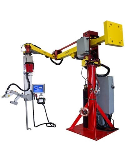 Collaborative Spool Welding Robot SWR from Novarc Technologies