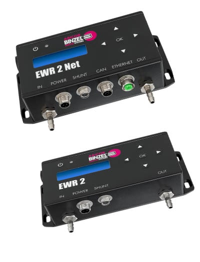EWR 2 and EWR 2 Net