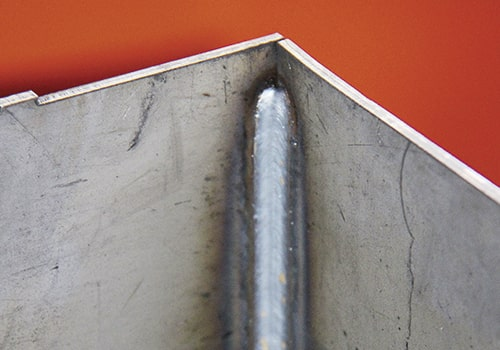 Bronpi Heating Finished Weld