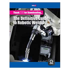The Definitive Guide to Robotic Welding Torches