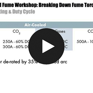 Advanced Fume Extraction: Breaking Down Fume Torches