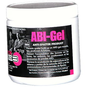 Anti-spatter Gel