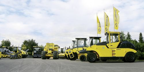 BOMAG GmbH, Boppard, Allemagne