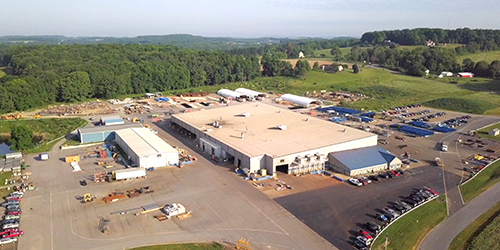 Miller Fabrication Solutions, Brookville, Pennsylvania, USA